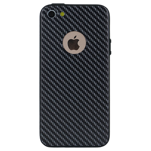 Carbon Black Case For iPhone 5