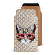Cattitude Smartphone Pouch For Oppo R11