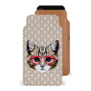 Cattitude Smartphone Pouch For iPhone 7