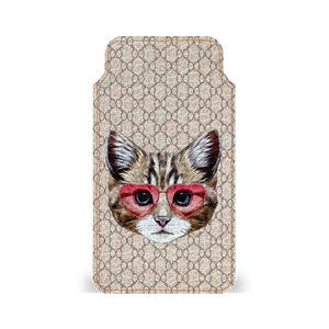 Cattitude Smartphone Pouch For iPhone 6