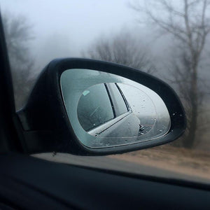 Cllear Anti-Fog Film For SUV Rear View Mirror