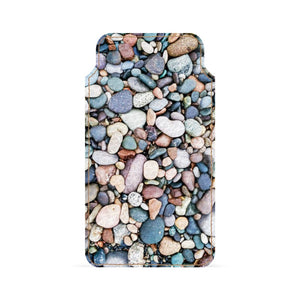 Colored stones SmartPhone Pouch For iPhone 7 Plus