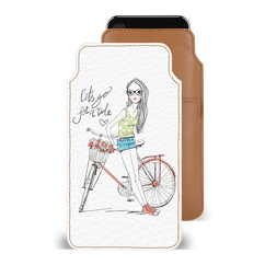 Cute Rider Smartphone Pouch For iPhone 6