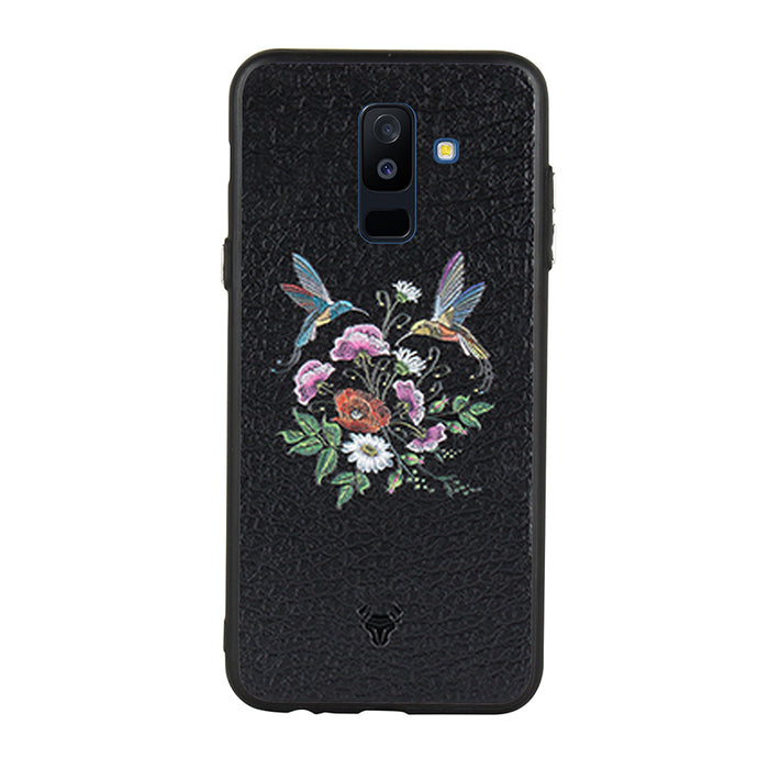 Efflorescent Case For Galaxy A6 Plus