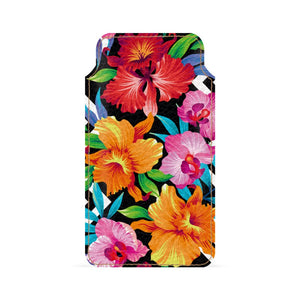 Geometric Flower Art Smartphone Pouch For Vivo V5