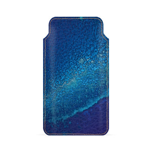 Glowing Sea Smartphone Pouch For Vivo V5