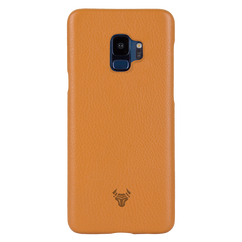 Honey Premium Leather Case For Galaxy S9