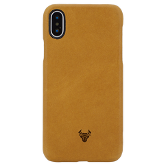 Honey Premium Leather Case For iPhone X
