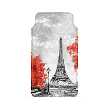 Love In Paris Smartphone Pouch For Google Pixel 2 XL
