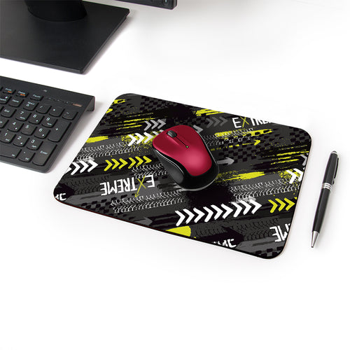 Neon Extreme Designer Leather Mouse Pad