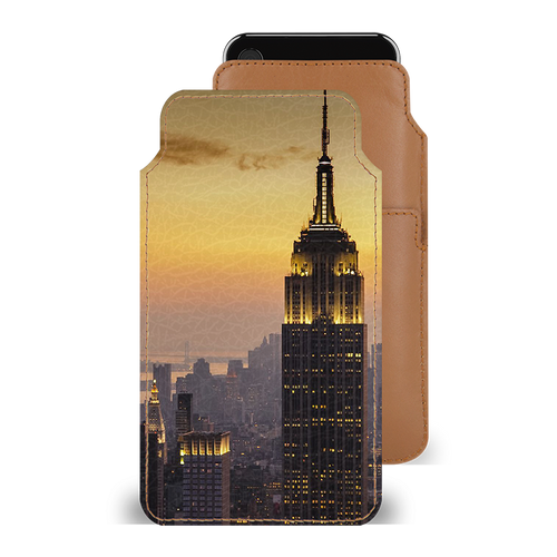 New York Smartphone Pouch For iPhone 6