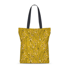 Orchre Forest Basic Tote Bag