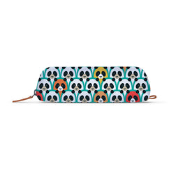 Panda Bear Party Tan Essential Pouch