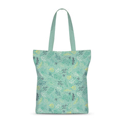 Pastel Spring Fall Basic Tote Bag