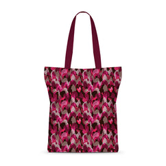Pink Punch Basic Tote Bag