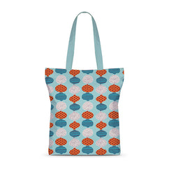 Poppy Pie Art Basic Tote Bag