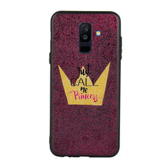 Princess Case For Galaxy A6 Plus