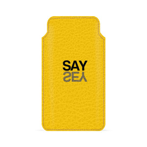 Say Yes Smartphone Pouch For Vivo Y53