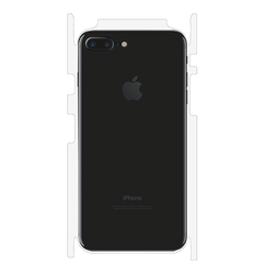 Back Clear Skini For iPhone 8 Plus