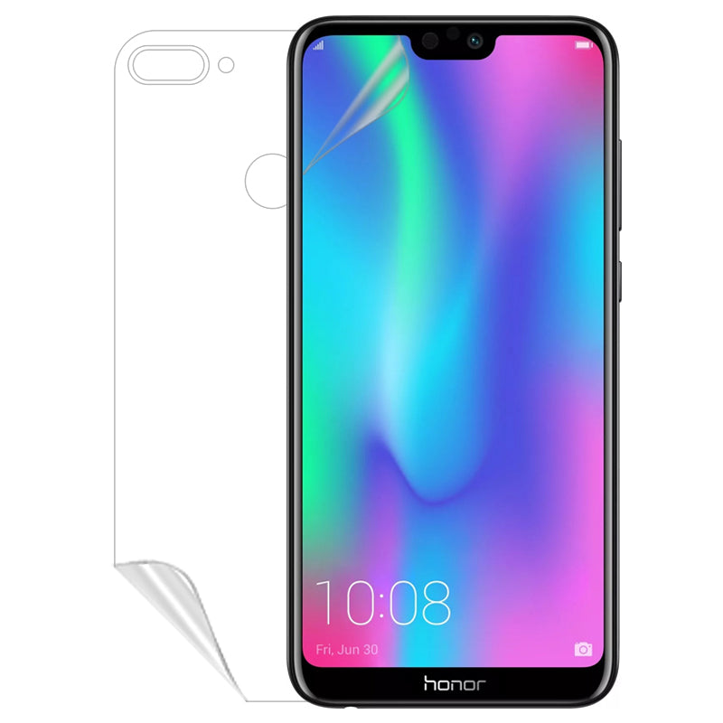 Screen Clear Back Clear Skini Screen Guard For Honor 9N