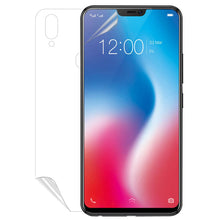 Screen Clear Back Clear Skini Screen Guard For Vivo V9