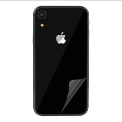 Back Clear Skini For iPhone XR