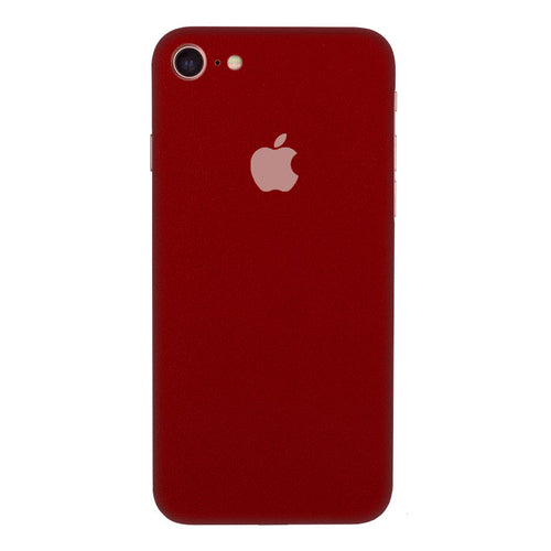 Solid Red Flaunnt For iPhone 7