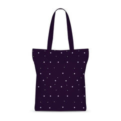 Star Dots Basic Tote Bag