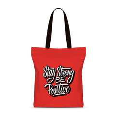Strongest Basic Tote Bag