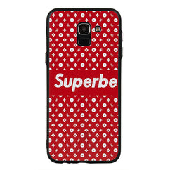 Superbe Star Red Case For Galaxy J6