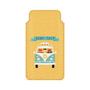 Surf Trip Smartphone Pouch For Vivo V5