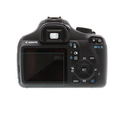 Camera Display Monitor Tempered Glass For Canon EOS T6 / 1300D
