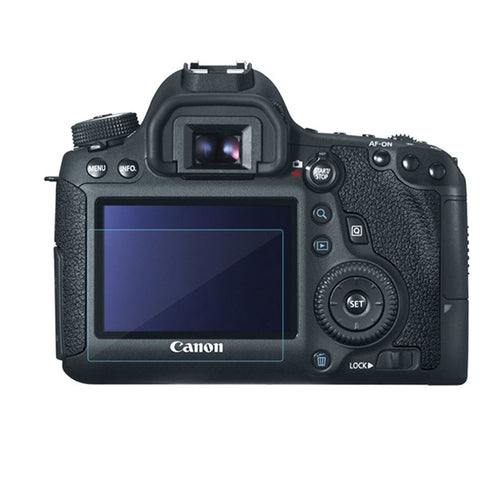 Camera Display Monitor Tempered Glass For Canon EOS 6D