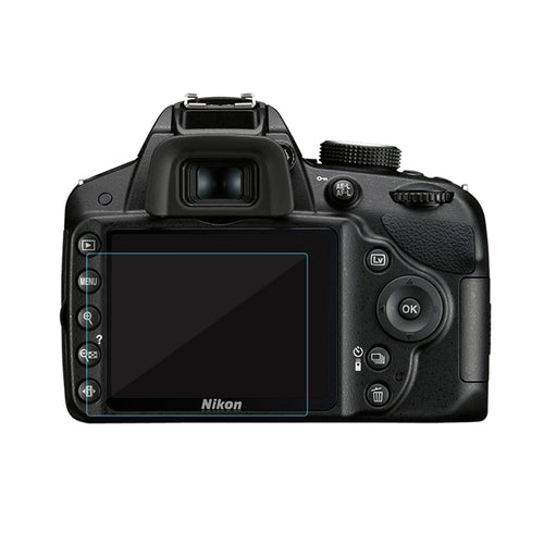 Camera Display Monitor Tempered Glass For Nikon D3200