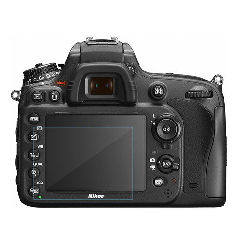 Camera Display Monitor Tempered Glass For Nikon D600