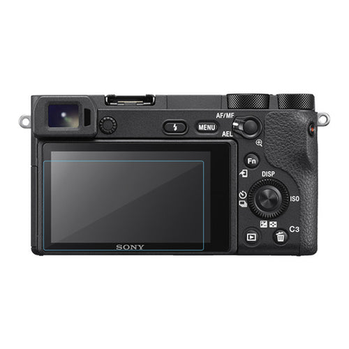 Camera Display Monitor Tempered Glass For Sony Alpha 6500