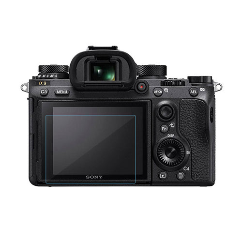 Camera Display Monitor Tempered Glass For Sony Alpha 9