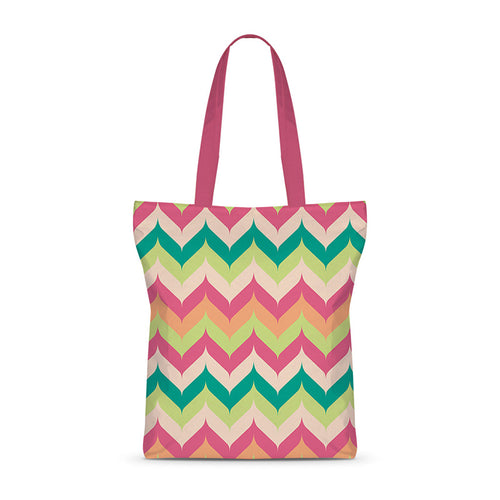 Tombic Pattern Basic Tote Bag