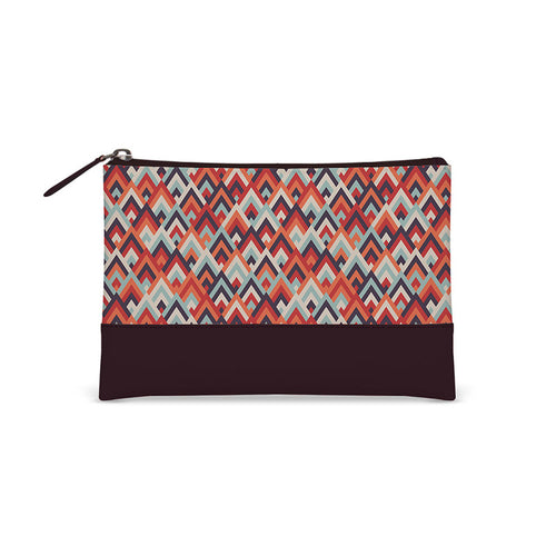 Tribal-Abstract-Life-Colors_Umber-Brown_Medium-Utility-Pouch_1.jpg