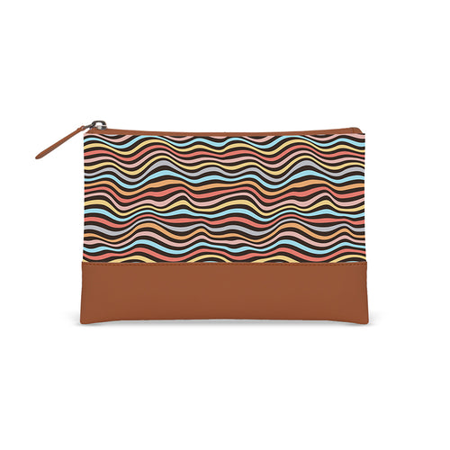Trippy-Crazy-Waves_Tan_Medium-Utility-Pouch_1.jpg