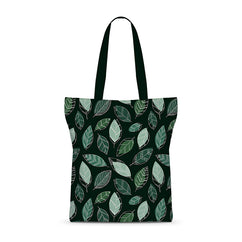 Tropical Leaves Basic Tote Bag