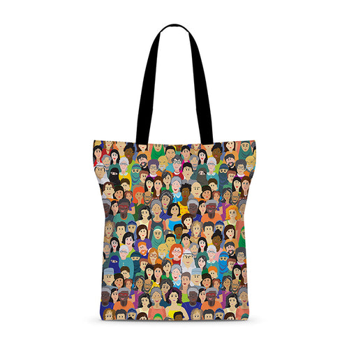 Unity Basic Tote Bag