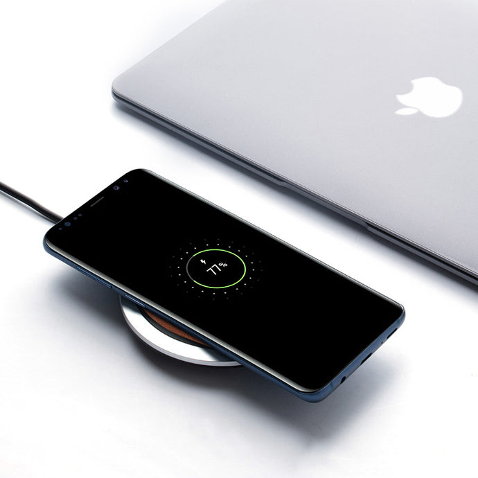 Flash Wireless Charger Brown