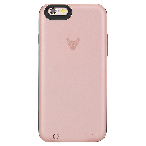 Rose Gold JuiceUp battery Case with memory For iPhone 6