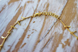 Moonstruck Necklace in Gold