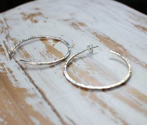 Now and Then Hoop Earrings