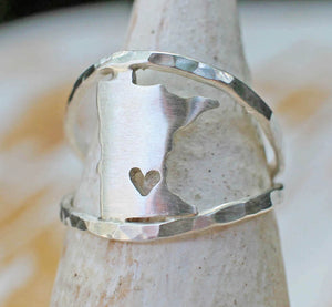 State Love Ring - REMIX by Dreaming Tree Creations new design for state pride