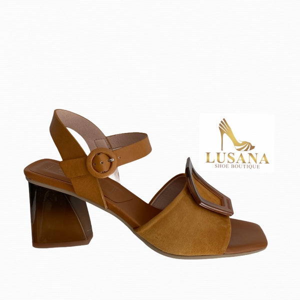 Hispanitas Sandy Block Heel Sandal - New