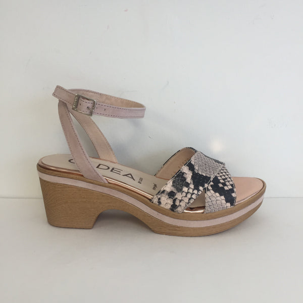 Gadea by Lodi Anaconda Candy Sandal