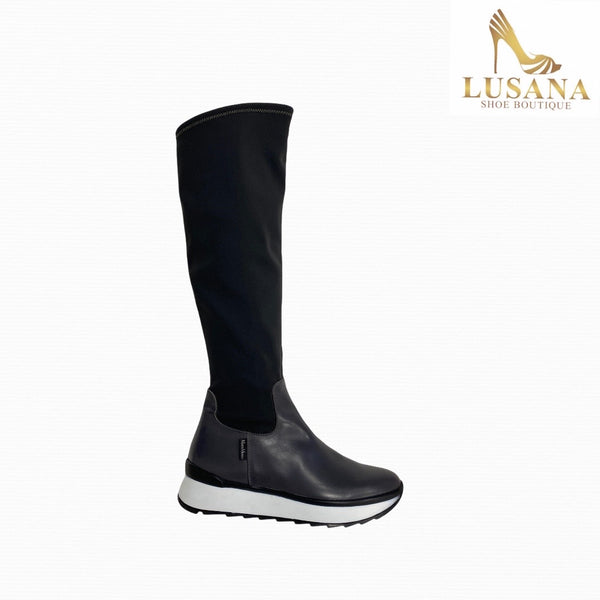 Marco Moreo Charcoal Grey Boot